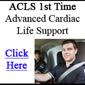 ACLS 1st Time Class