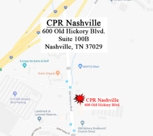 CPR Nashville Location