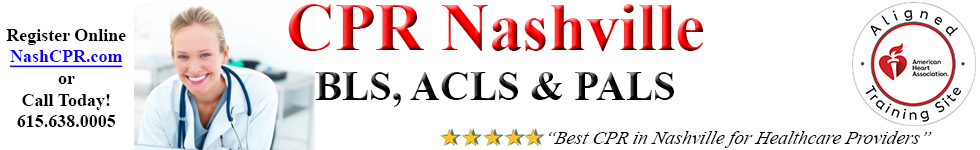 CPR Training, Nashville | BLS, ACLS & PALS Courses